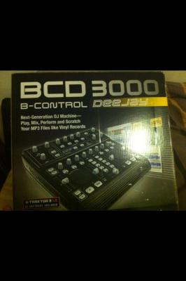 BCD 3000 DJ