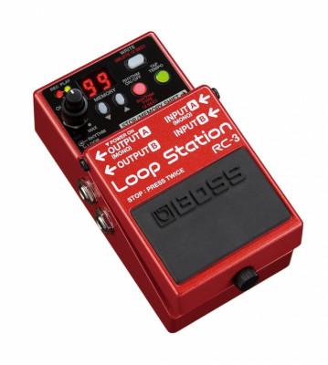 Cambio Boss Looper RC3