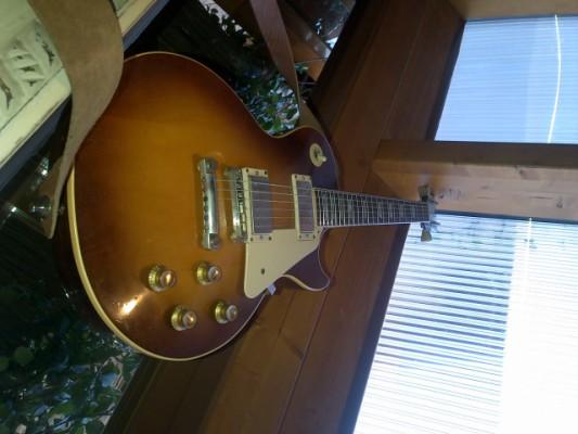 1975 Gibson Les Paul Tobbaco Sunburst
