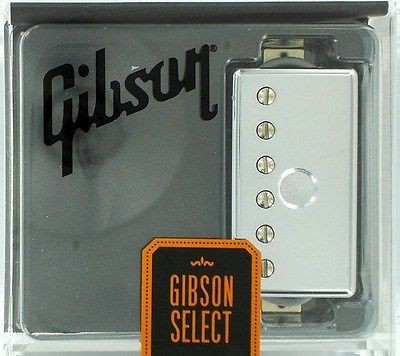 Pastilla Gibson 498T Chrome (cromada)