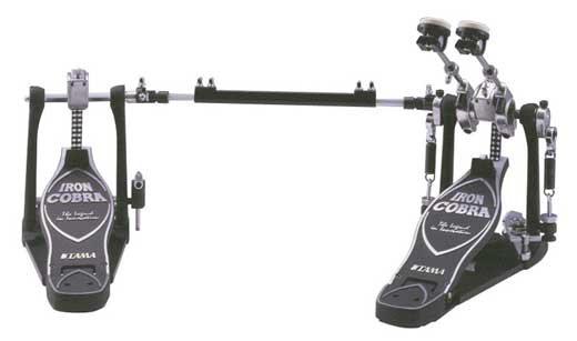 Tama Iron Cobra doble pedal