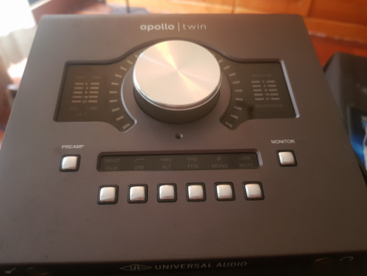 Apollo twin solo URGE VENTA