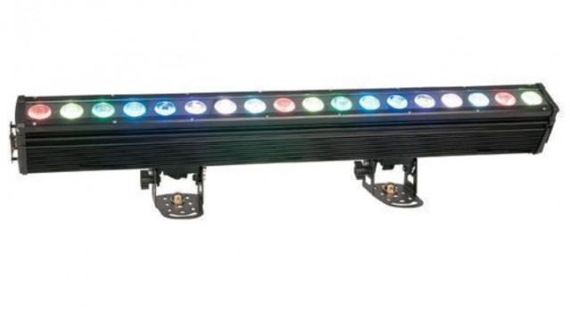 Barra Iluminación Showtec Pixel Bar 18 Q4 Tour