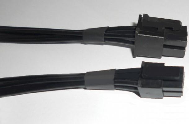 Cable alimentación Grafica Mac Pro