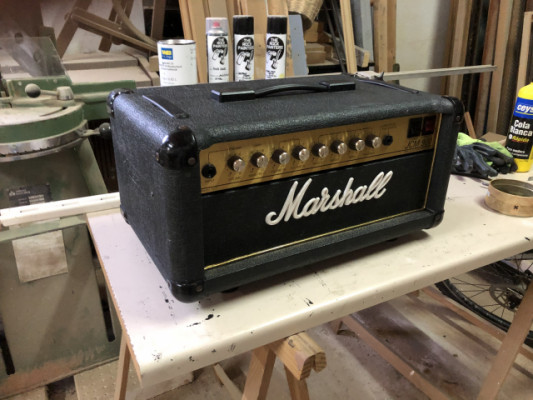 Marshall JCM 900 4501