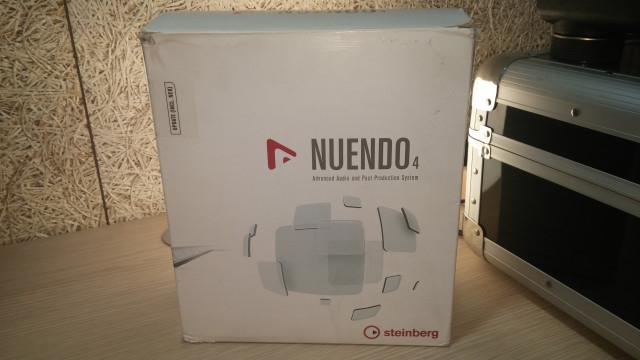 Steinberg Nuendo 4 + NEK