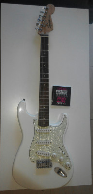 Cambio Squier Strat. by Fender