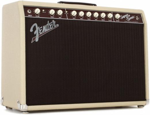 Fender Supersonic 22 Blonde