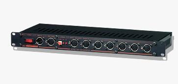 MA Lighting DMX Splitter/Booster, 7-fach, XLR 5pol