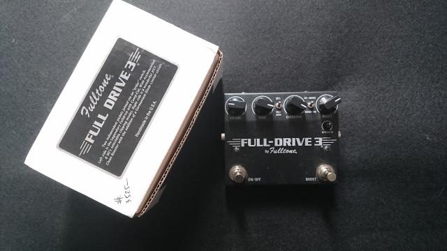 Vendo Fulltone Full-Drive 3