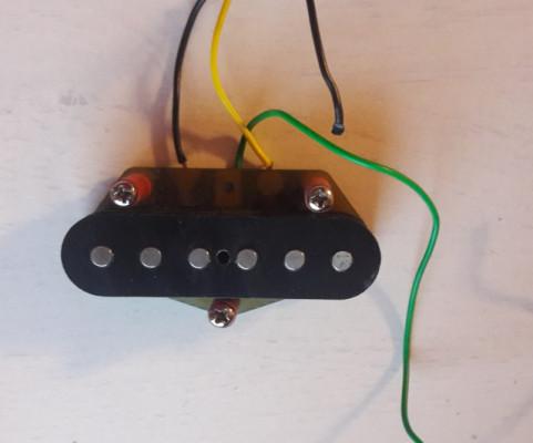Pastillas Fender Telecaster Noisless