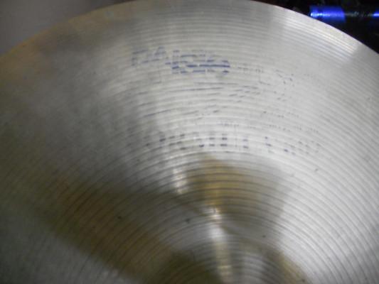 Paiste Thin Crash 18' FORMULA 602
