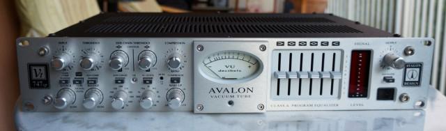 Avalon 747 sp recien revisado literalmente impecable