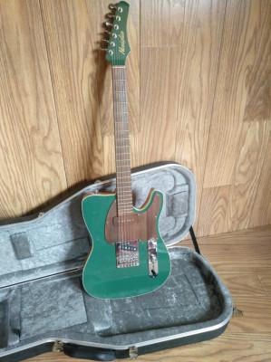 REBAJADA. Vendo/Cambio Telecaster Luthier. FOTOS ACTUALIZADAS.