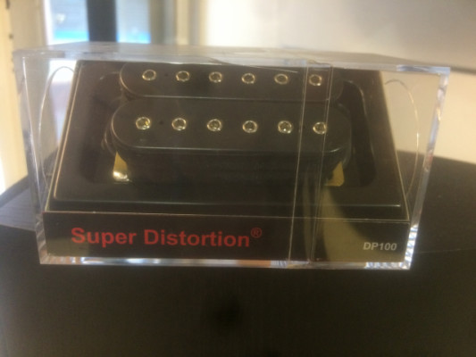 Dimarzio Súper Distortion DP100, Nueva