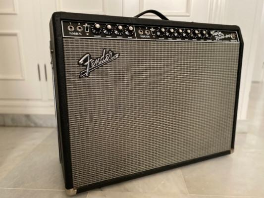 Amplificador Fender 65 Twin Reverb