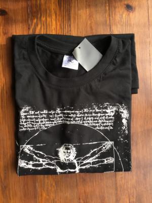 Camiseta  Nueva Leonardo Da Vinci