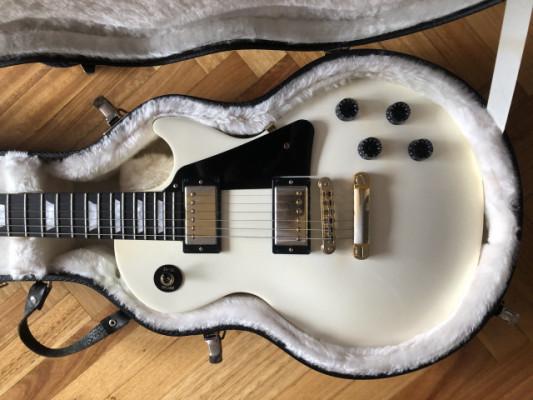 Gibson Les Paul studio Alpine white 2011