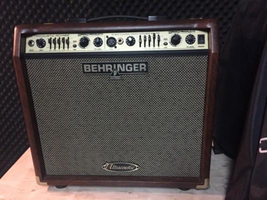 Behringer  ACX 450 Ampli RESERVADO