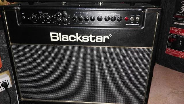 Blackstar ht 60 stage + Pantalla 2x12