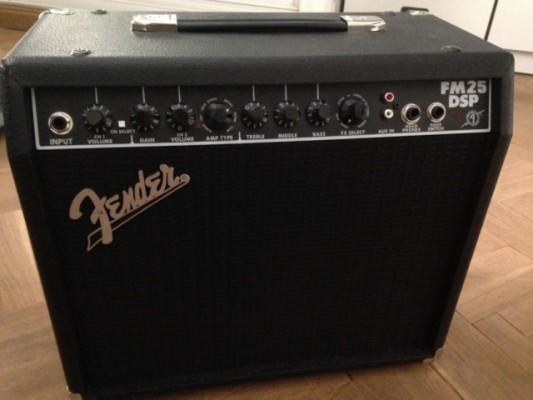 Fender FM25 DSP