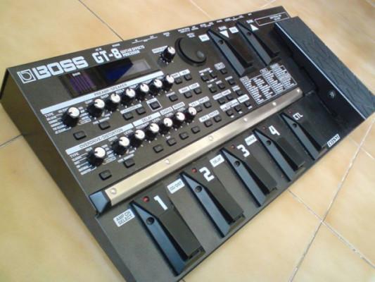 PEDALERA BOSS GT-8