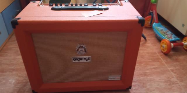 Orange CR60..a estrenar