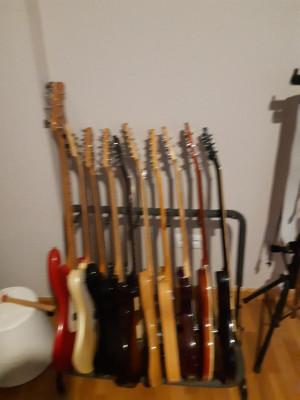 Colecccion de guitarras actualizado.