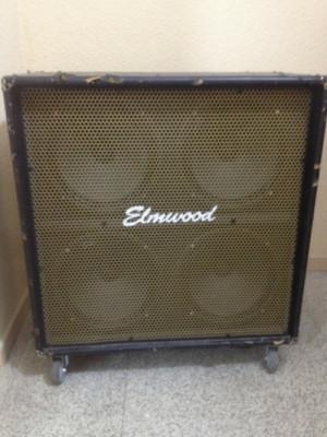 4x12 Elmwood V30 ingleses