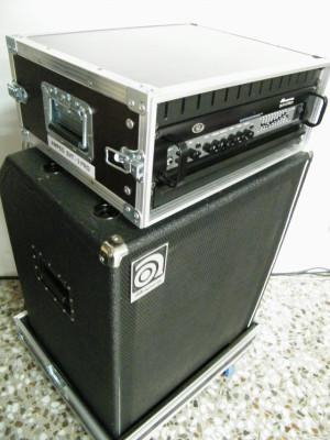 Ampeg SVT 3 PRO + Pantalla Ampeg HLF