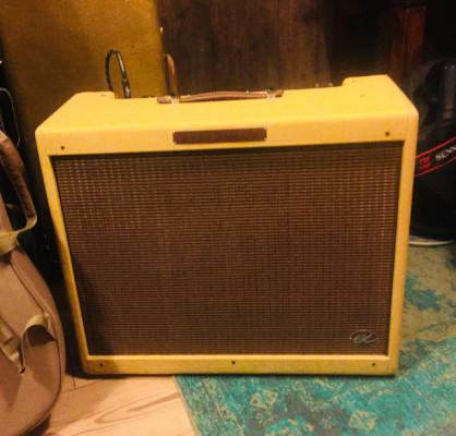 Fender Custom Shop Twinolux Clapton