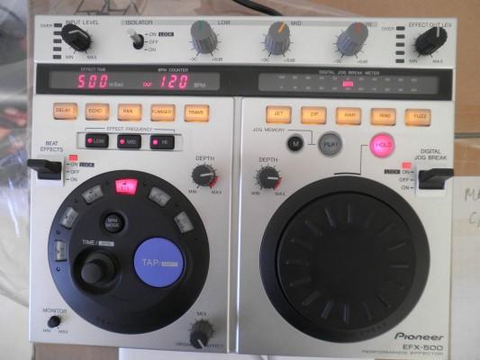 "-PIONEER  ""  EFX-500 "" (IMPOLUTO)"