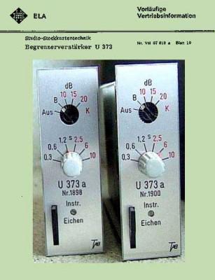 Compresores Tab u373a