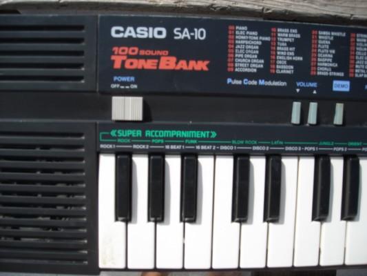 Casio SA 10
