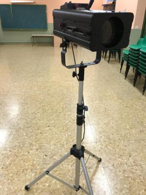 Cañon de seguimiento ADJ FS600 LED // Envio incluido