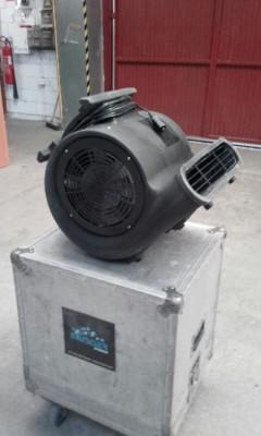 Turbina  para Maquina de humo