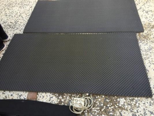 Material absorvente de Espuma de Poliuretano