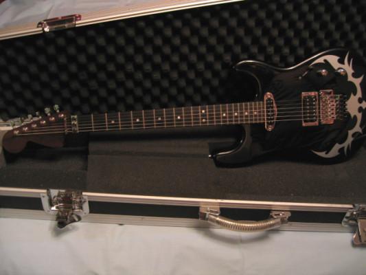 Vendo Guitarra Warmoth Unica en el Mundo por 695 Euros con Envio incluido.