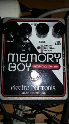 Electro Harmonix memory boy pedal