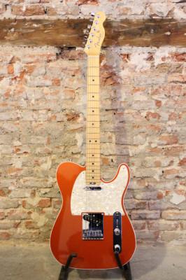 Fender Telecaster American Elite Autumn Blaze Metallic (2016)