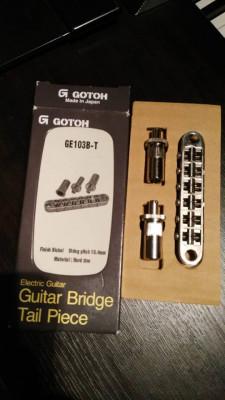 Gotoh GE103B-T N puente