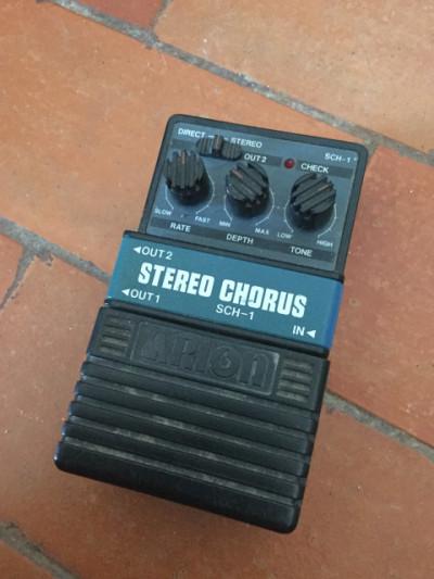 Arion SCH-1 Stereo Chorus