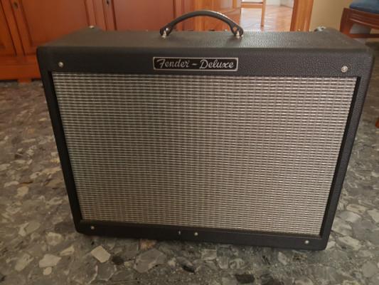 Fender Rot Hot Deluxe PR 246