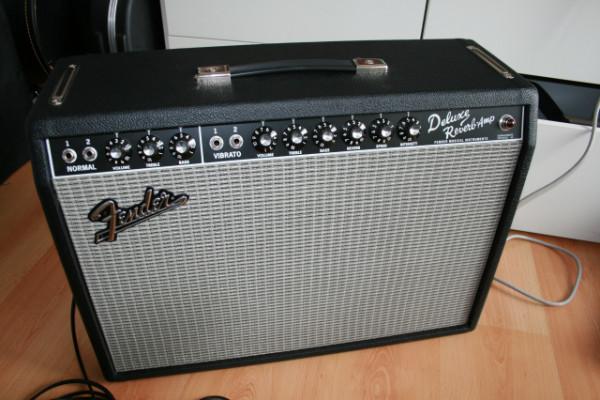 Fender deluxe reverb 65 reedición