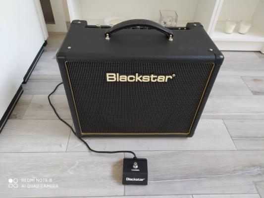 Cambio Amplificador blackstar HT5 + pedal reverb NUX