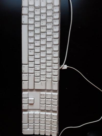 Cambio teclado apple+ratón mighty mouse+editors keys Protools nuevas