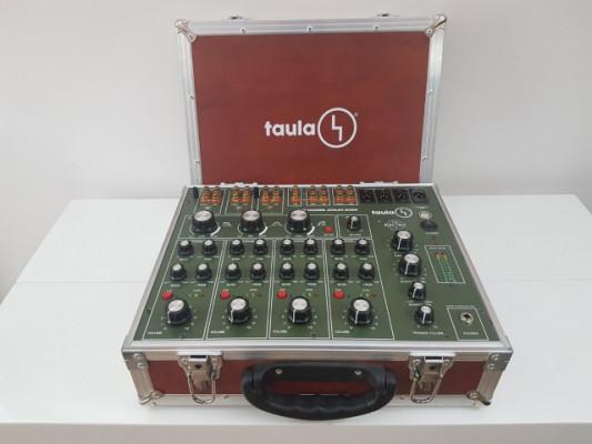 TAULA 4 Rotary mixer