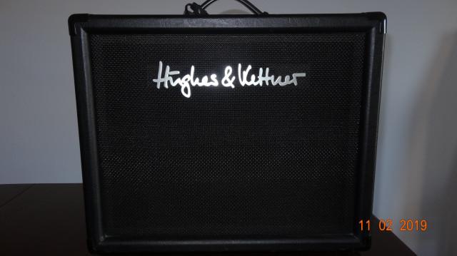 O cambio Hughes & kettner Tubemeister 18 ComboTWELVE