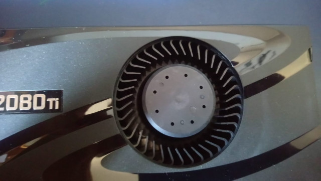 ASUS Turbo GeForce® RTX 2080 Ti 11GB GDDR6