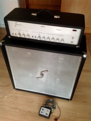 Amplificador Sinmarc R-2280-C